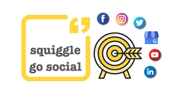 Go Social with Squiggle Graphics - Offering affordable Social Media Training to Small Businesses in Somerset