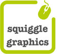 Squiggle Graphics Logo
