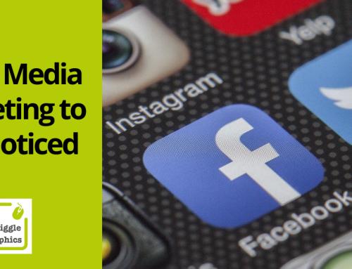 Social Media Marketing to get noticed