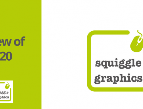 Squiggle Graphics – review of 2020