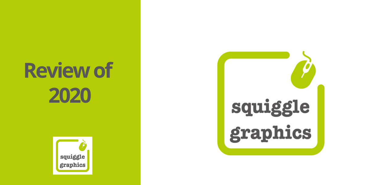 Squiggle Graphics review of 2020