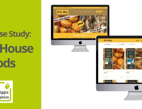 Squiggle Case Study – Judy's House Foods